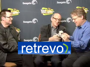 Retrevo Gang: Report from CES, Part II