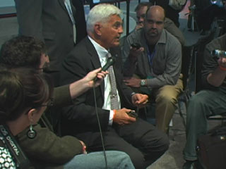 GM's Bob Lutz Holds Court at NAIAS