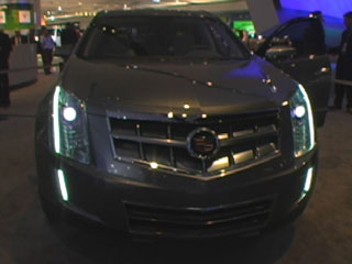 Cadillac Provoq&#8217;s a Response at NAIAS