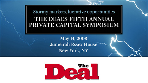 The Deal: Private Capital Symposium 2008