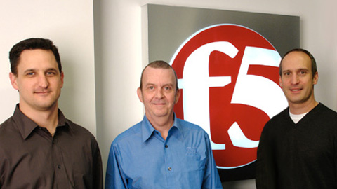 F5 and HP Partner to Optimize SharePoint Server 2007