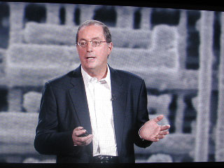 CES 2008: Otellini Describes the Intelligent Internet