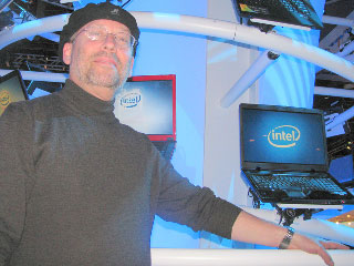 CES 2008: Intel's Mooly Eden on MIDs and Sexy Design