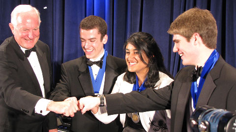 Intel Science Talent Search: Meet the Top 10 Winners