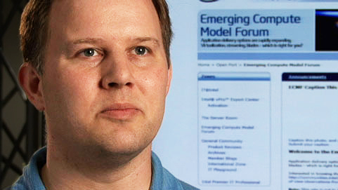 Intel&#8217;s Emerging Compute Model Forum