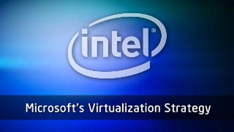 Microsoft Virtualization Strategy with Hyper-V