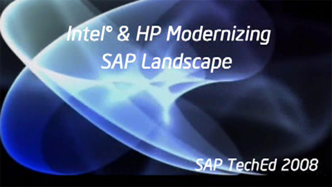 Intel and HP: Rethinking Virtualization