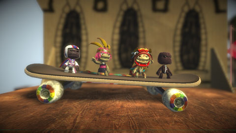 CES 2008: Play, Create and Share with Sony's LittleBigPlanet