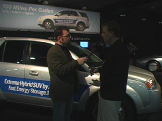 150 MPG with AFS Trinity's PHEV Technology