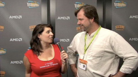 AMD's Scott Carroll Welcomes Tech and Media Bloggers to SXSWi BlogHaus