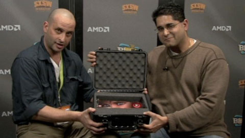 AMD's little black box in the BlogHaus