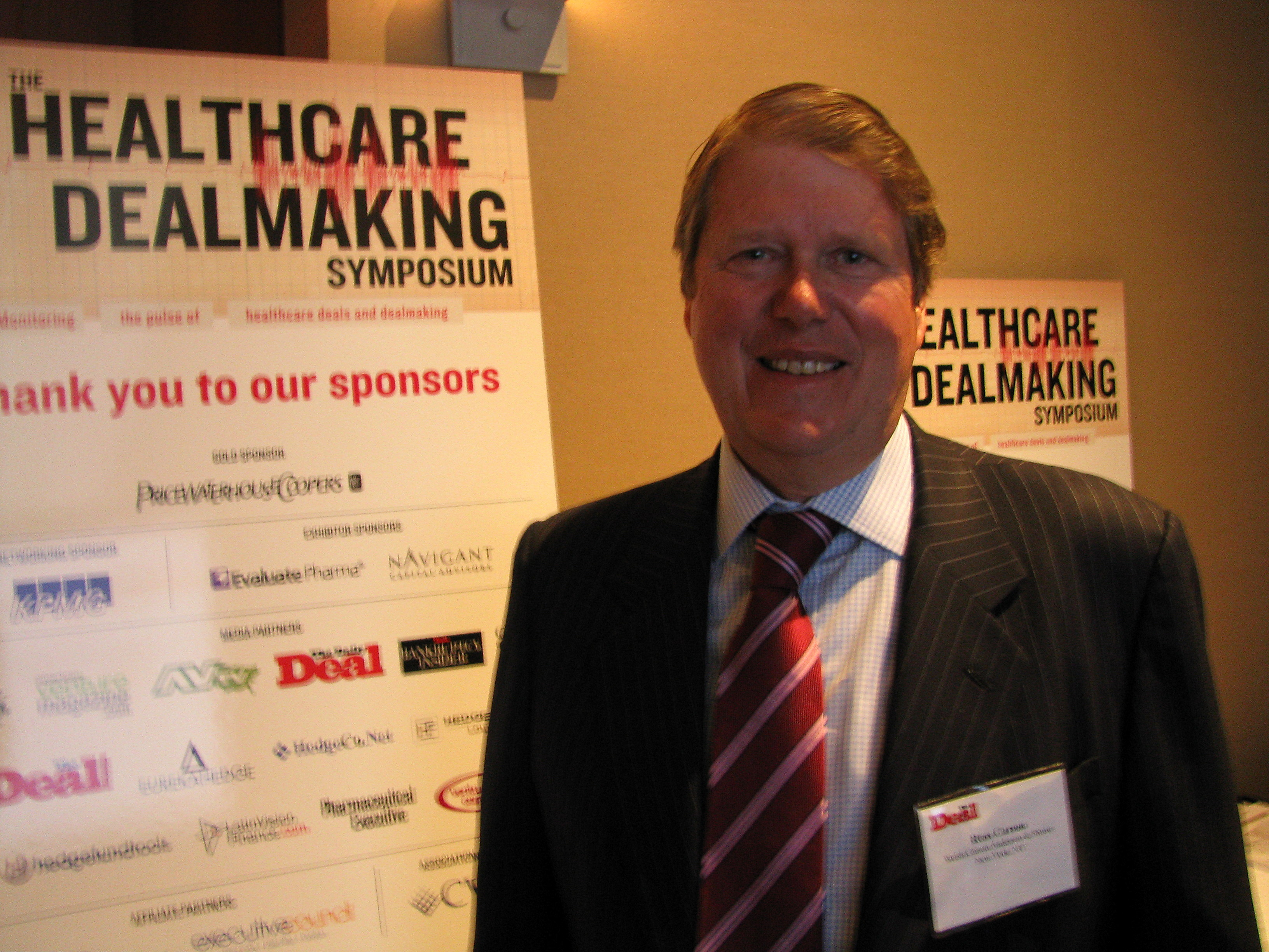 Healthcare Dealmaking Symposium: 12-Month Outlook