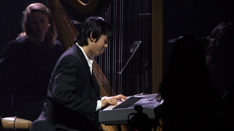 The Reboot: Martin Leung's Performance at Video Games Live
