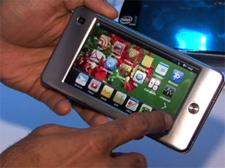 Mobile Internet Devices Make a Splash at CES 2008